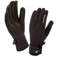 SealSkinz Ladies' All Weather Waterproof Riding Gloves - Black